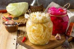 immuunsysteem verbeteren gefermenteerde voeding zuurkool